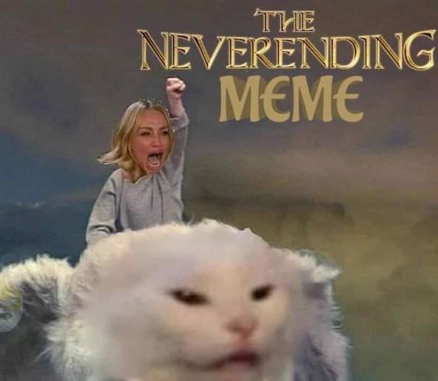 Oh yeah  - meme