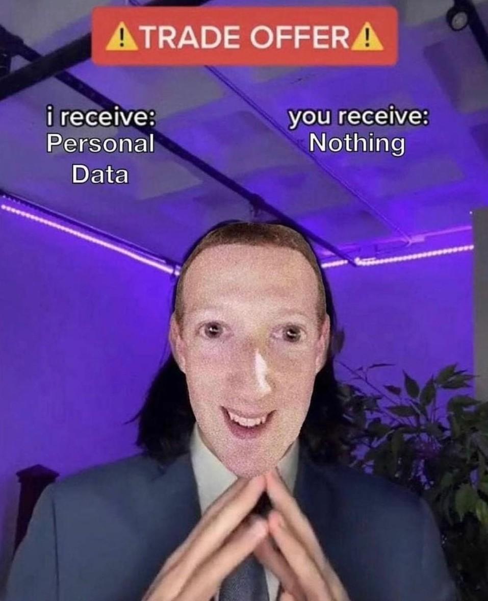 Trade offer - meme