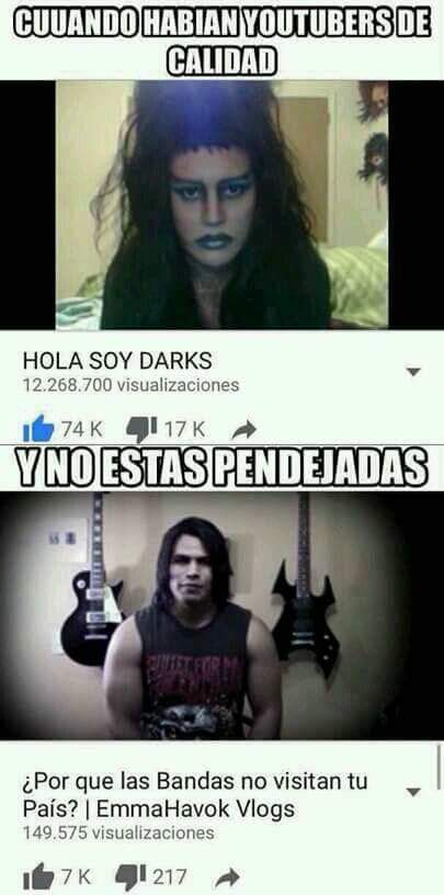 Veronik darks :v - meme