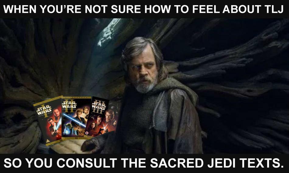 THE SACRED TEXT! - meme