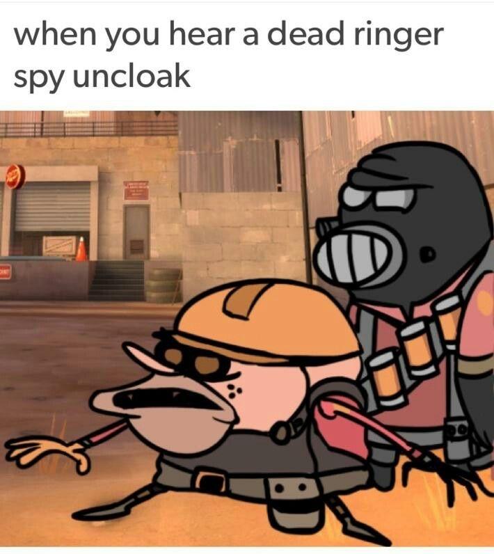 spah round here - meme