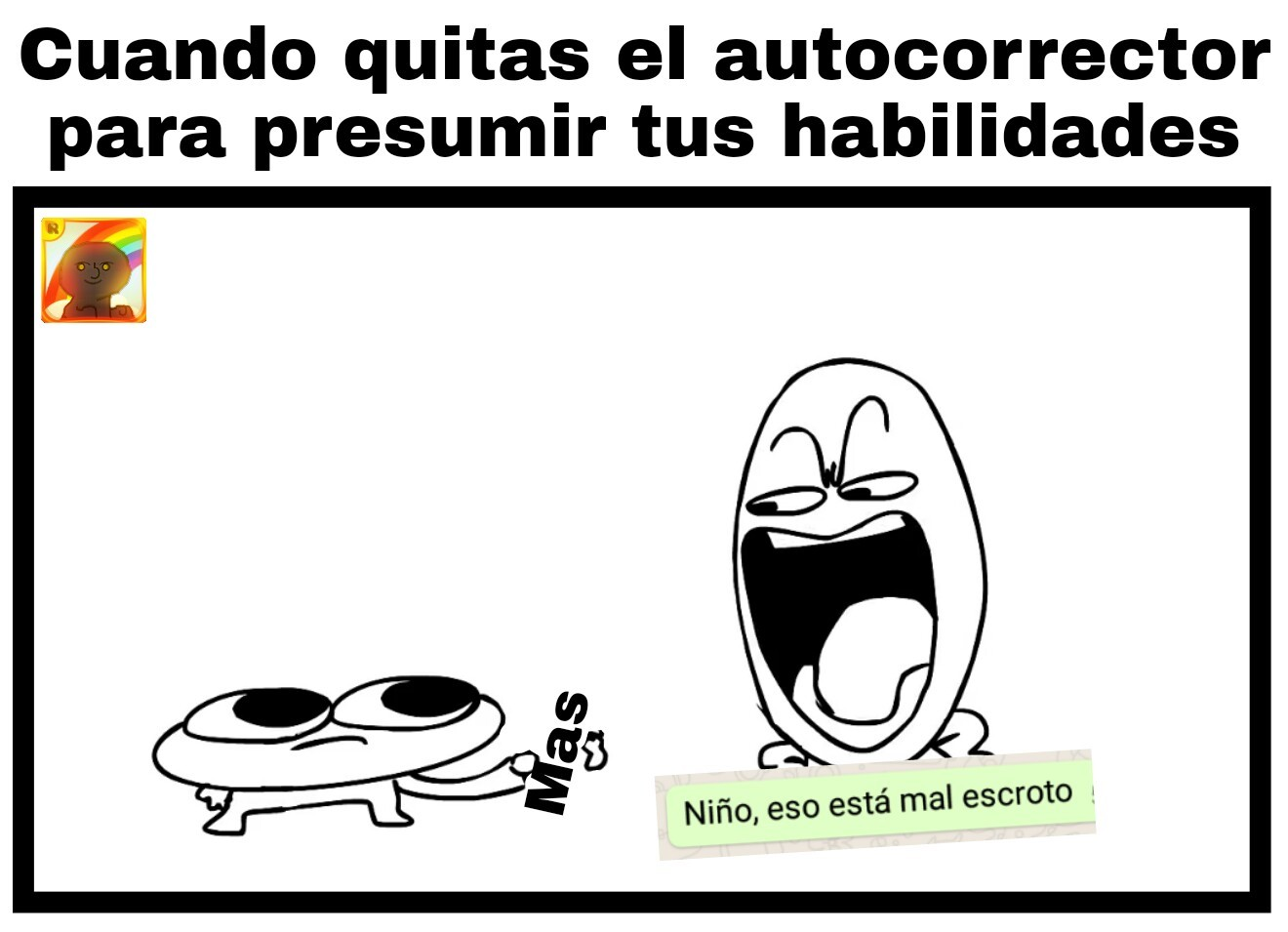 Autocorrector - meme