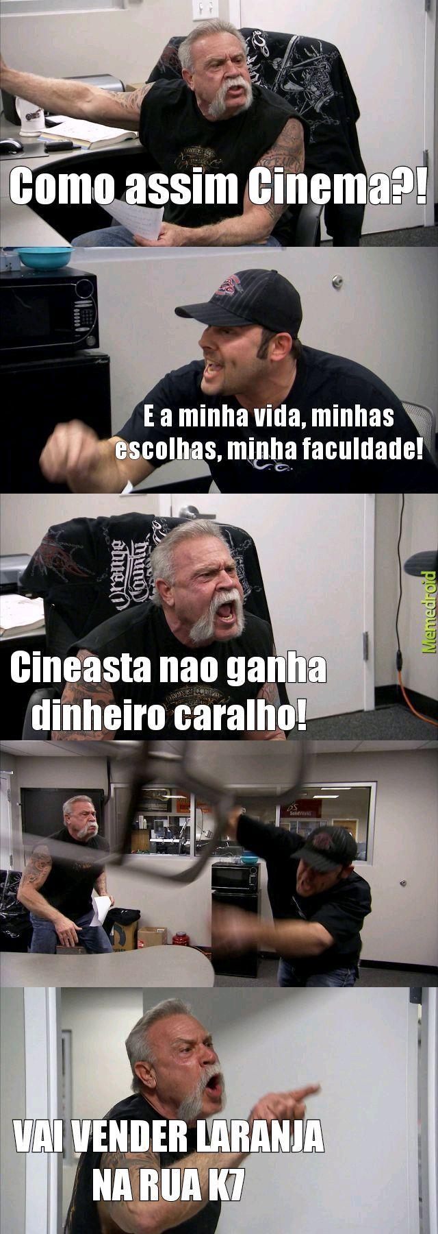 Cineasta - meme