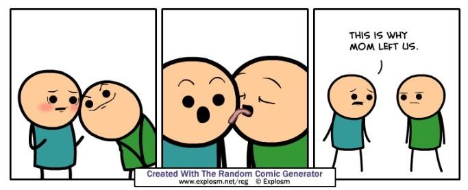 Random Comic Generator - meme