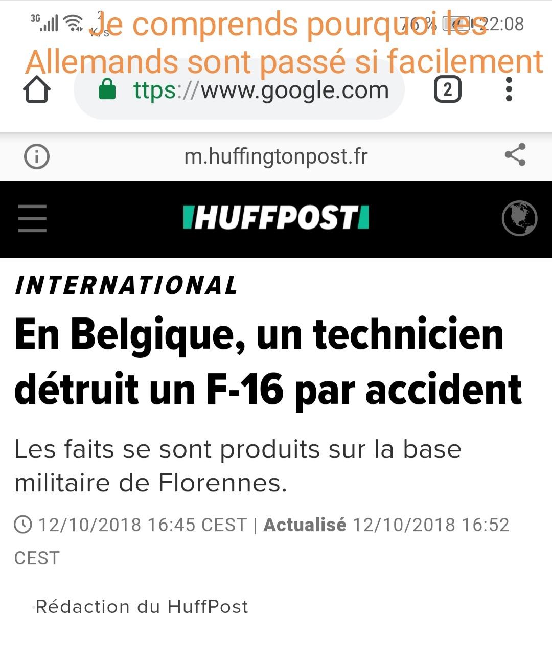 Belge - meme