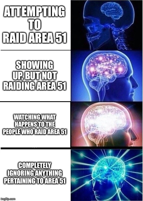 One of the few Area 51 memes left