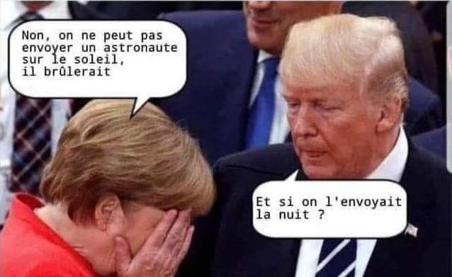 Non Donald non - meme