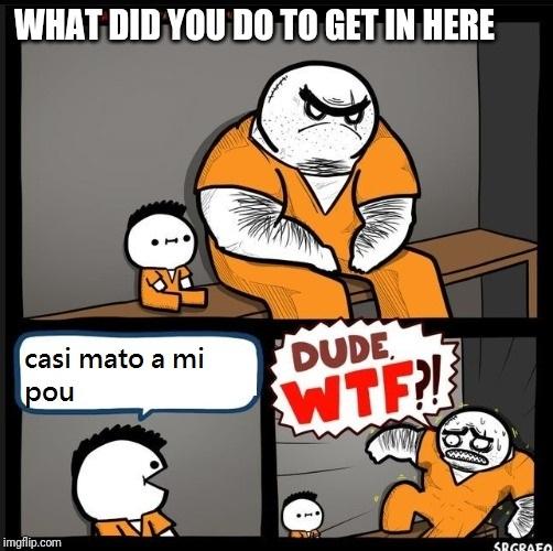 :) hi bro - meme