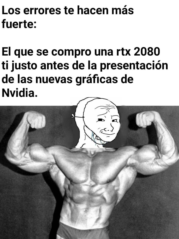 RTX 3070 - meme