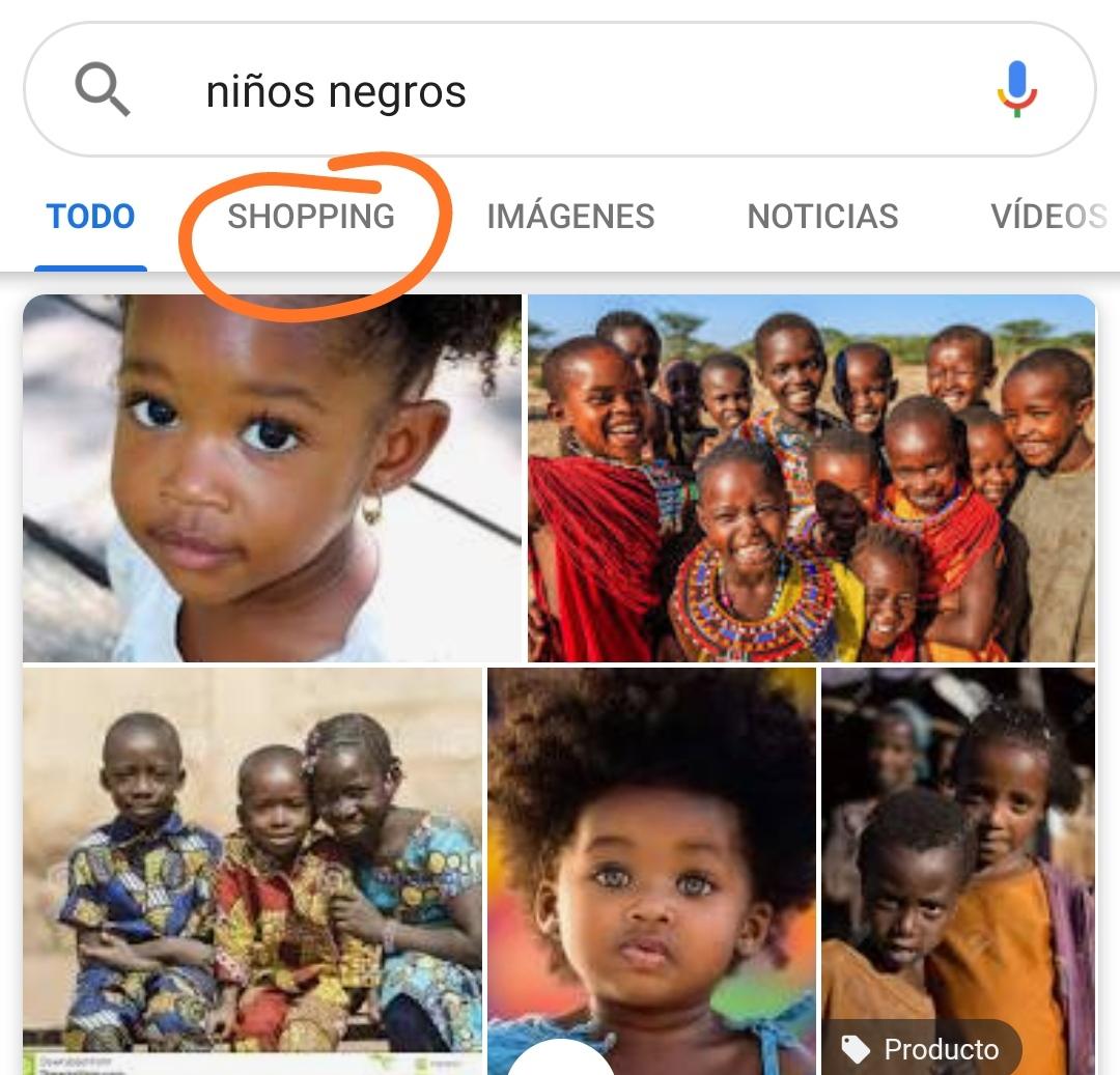 Google se ha vuelto perturbador - meme