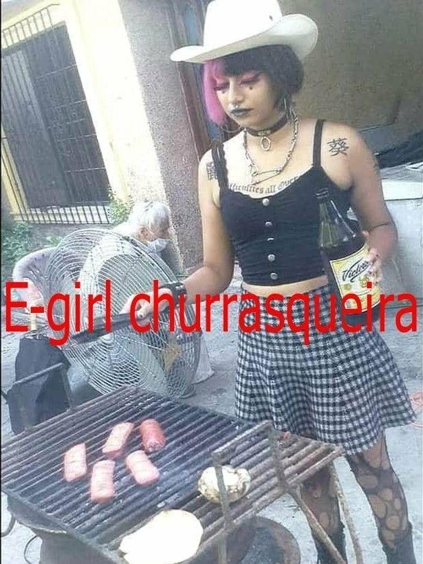 Churrasquin - meme
