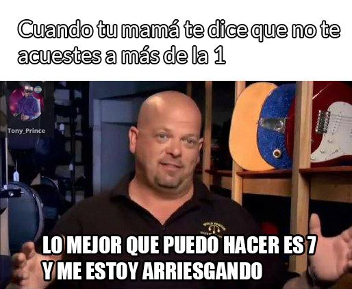 El Rick - meme