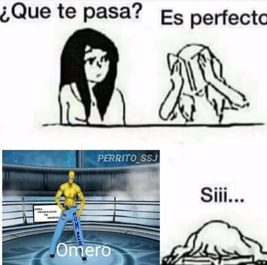 Omero - meme