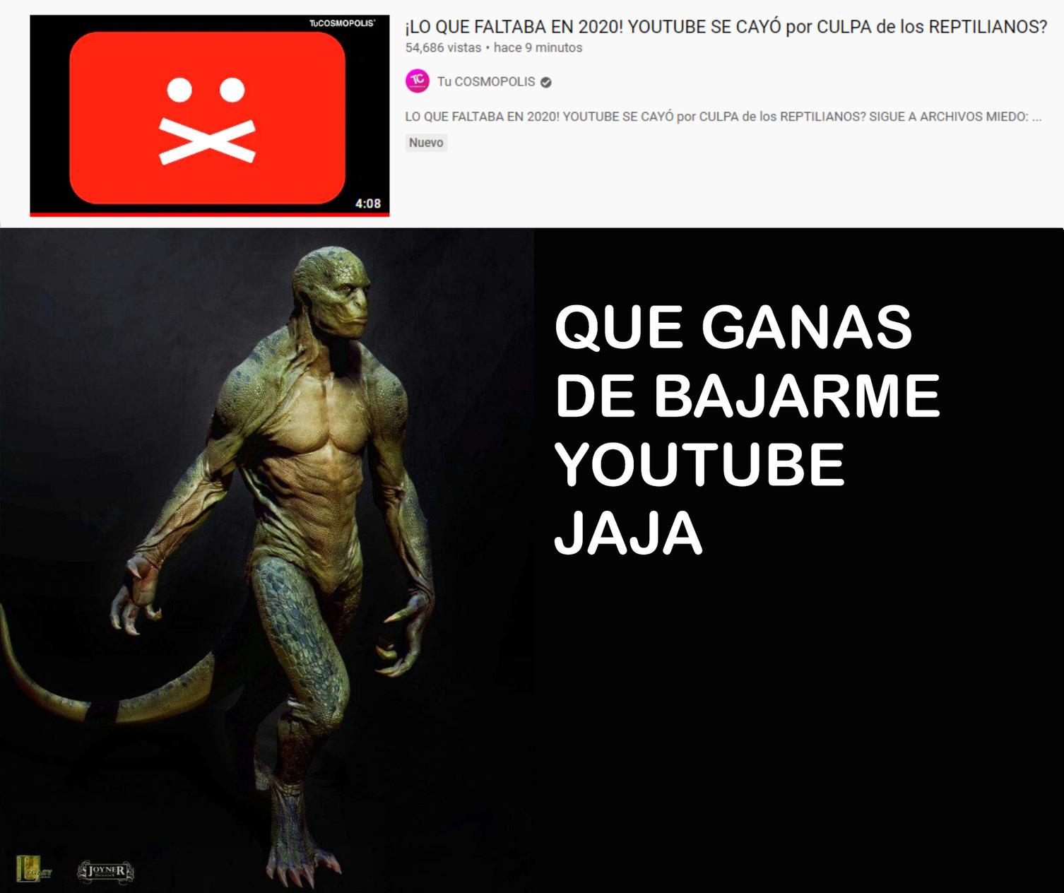 TU COSMOPOLIS TIENE DE LA BUENA HIERBITA - meme