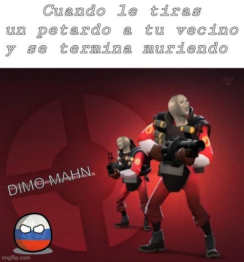 Demo Man :stonks: - meme