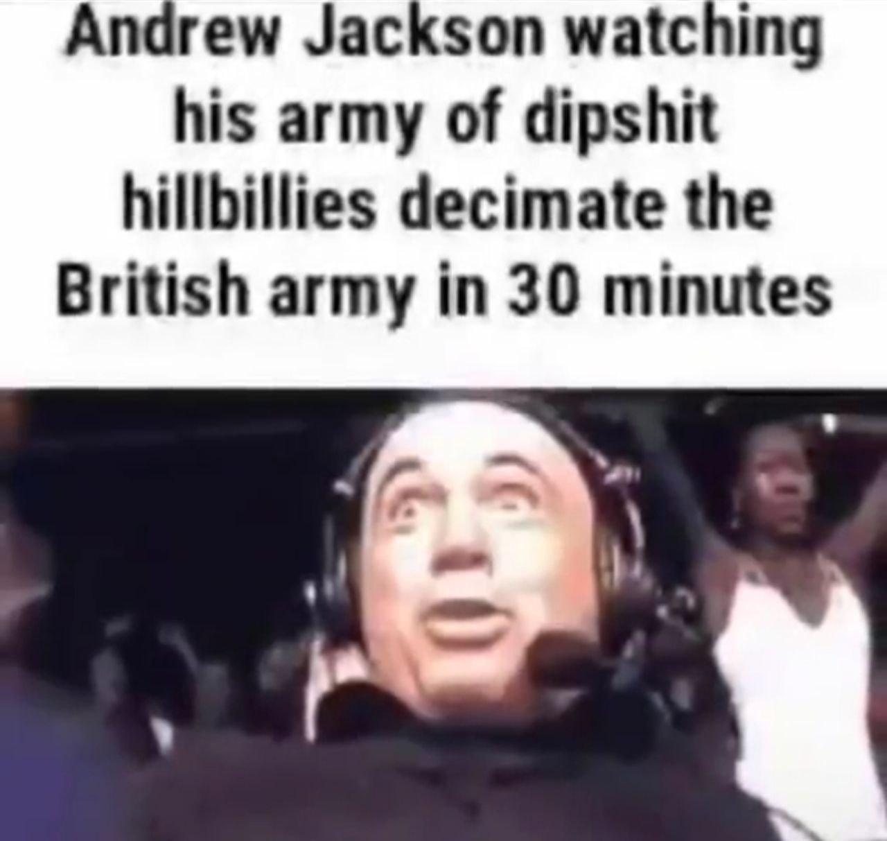 Andrew Jackson - American Sniper - meme