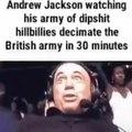Andrew Jackson - American Sniper