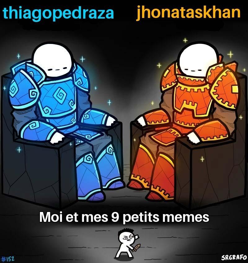 Merci pour ceux qui se sont abonnés - meme