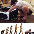 Master Race evolution