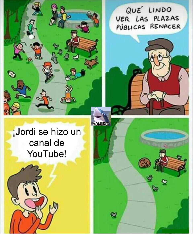 Jordi ENP - meme
