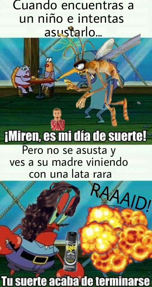 Raid D:                                                            puto el que no acepte - meme