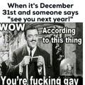 Fucking gay