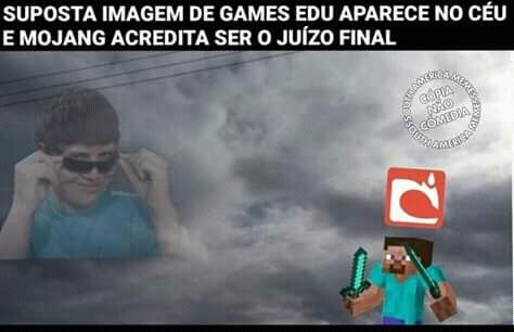 Juízo final - meme