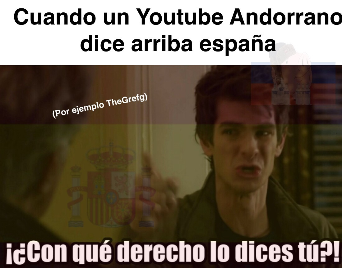 Meme Españaaaaa