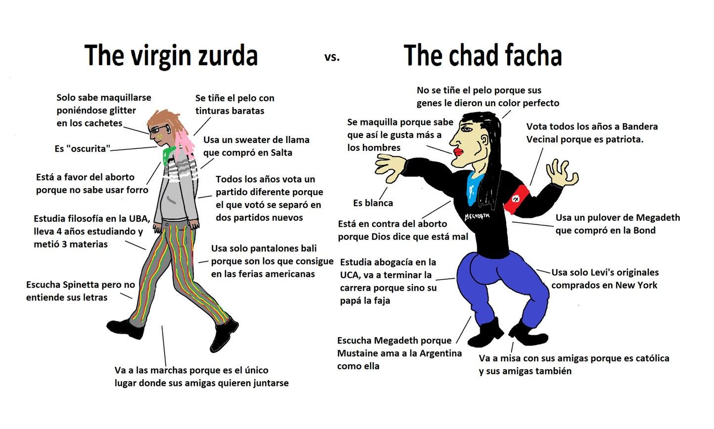 Fachas - meme