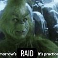 Area 51 raid time