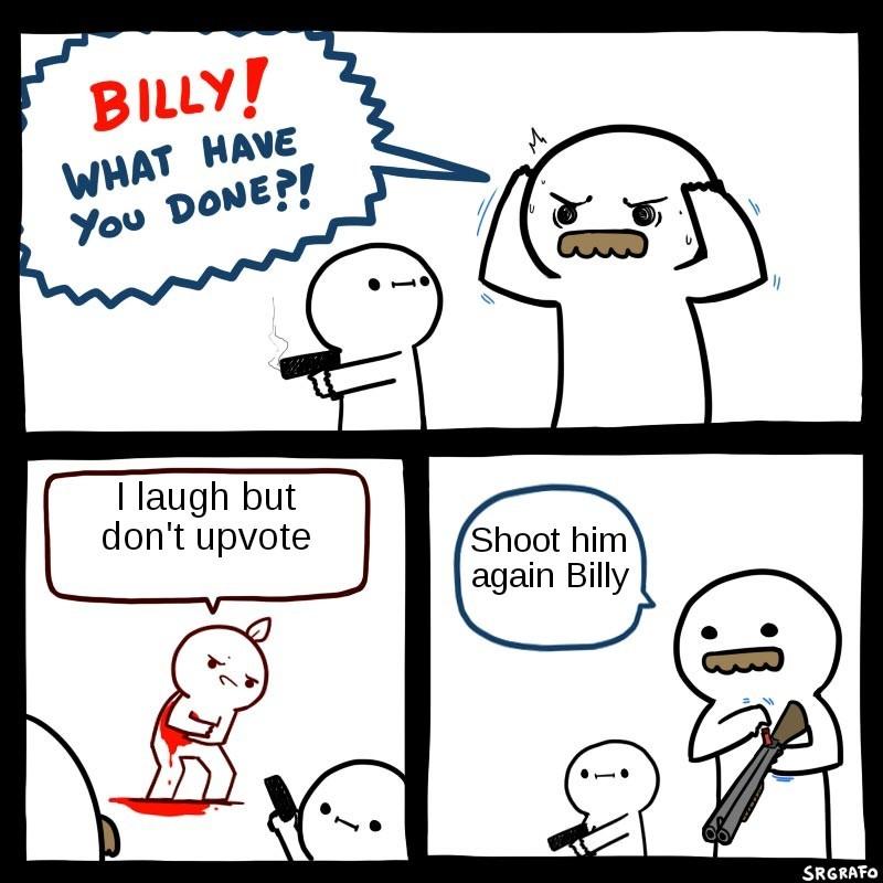 Ye deserve to die - meme