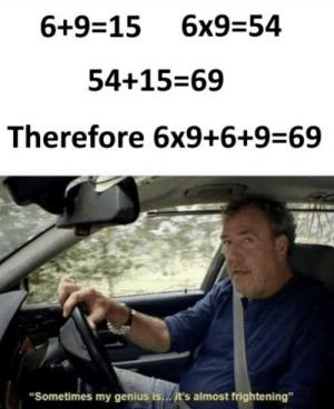 Genius - meme