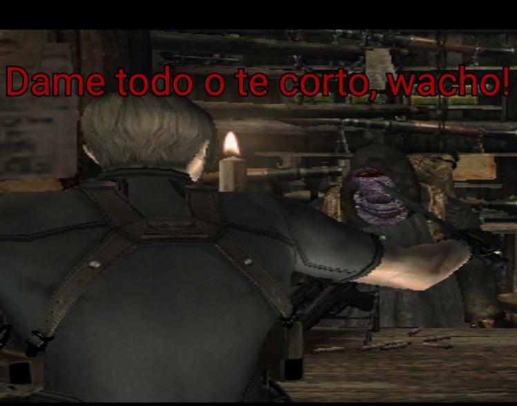 Leon, el brayan...  - meme