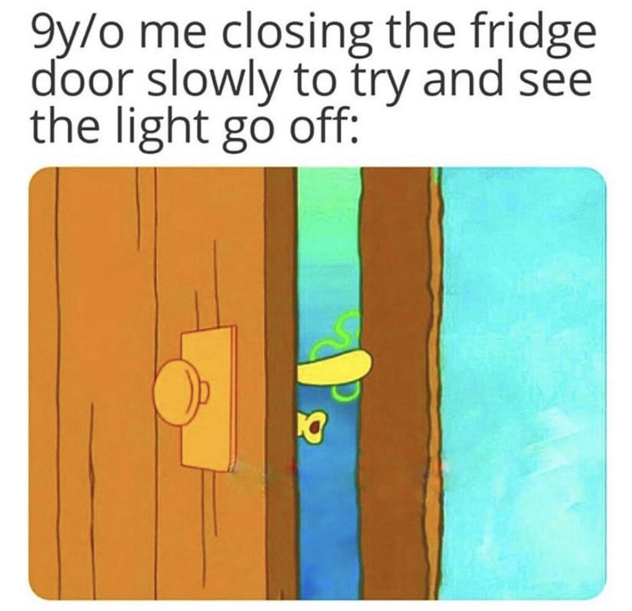 I've definitely done this before - meme