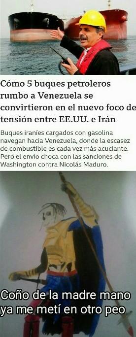 Venezuela Countryknight - meme