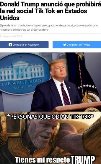 ¿Porque no hacen lo mismo los gobiernos de Latinoamérica? - meme