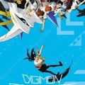 Digimon adventure tri también posee tetas,muchas tetas