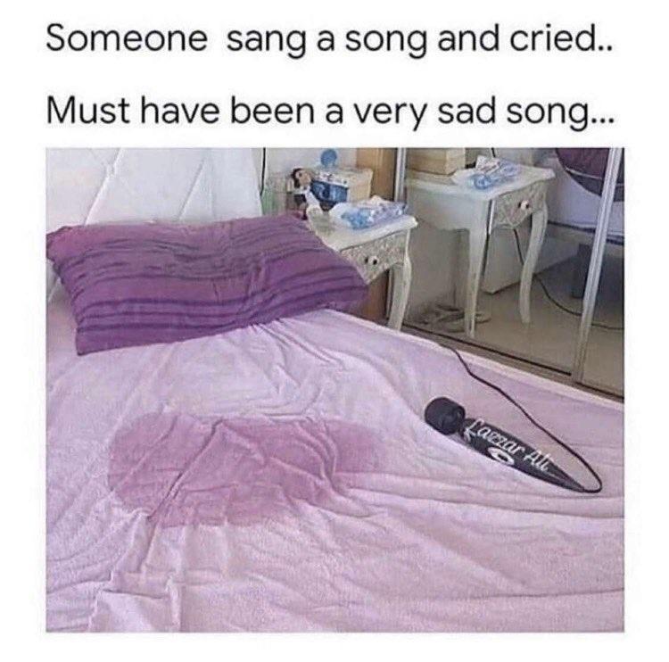Second comment is the singer - meme