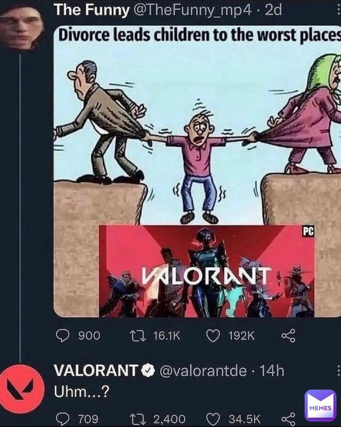 valorant - meme