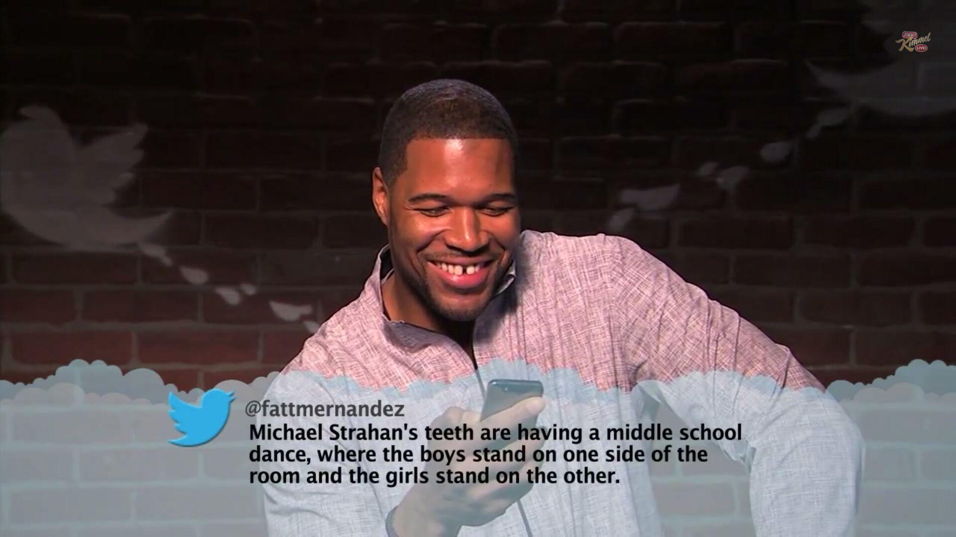 Look at those teeth! - meme