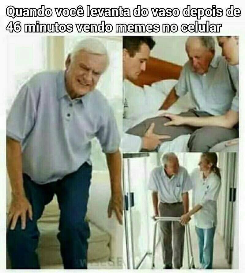 ESSE SOU EU - meme
