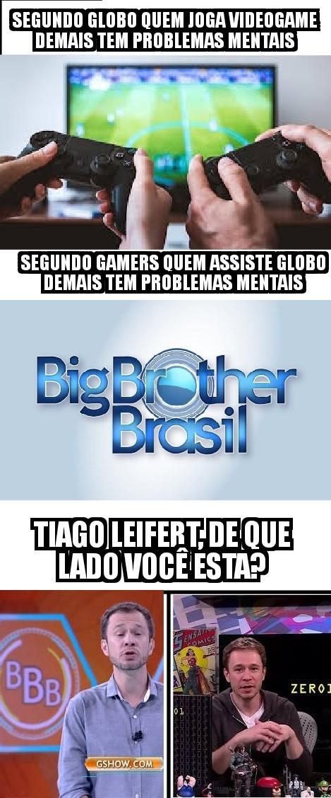 Decida-se Tiago leifert - meme