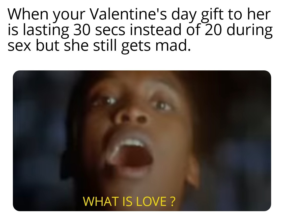 Sorry if it's shit ( Valentine's addition ) - meme