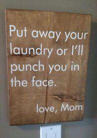 i like that it says LOVE MOM - meme