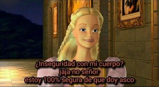 Barbie - meme