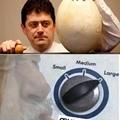 œuf means egg in Surrender