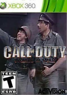 Call of duty (este meme no es mio)