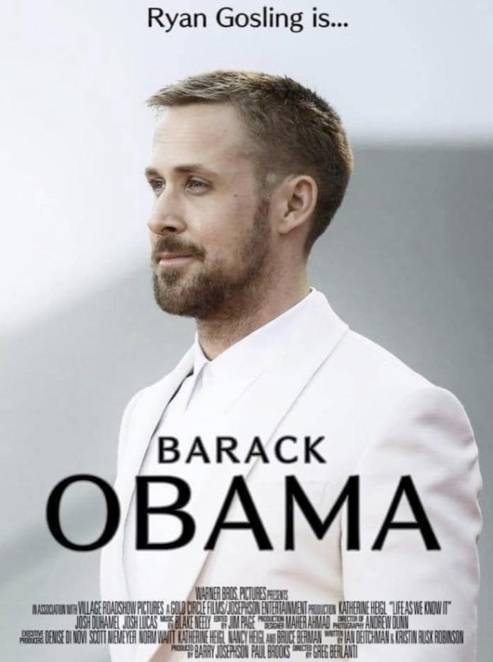 Barack Obama - meme