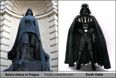 wow I want a statue that looks like Darth Vader - meme