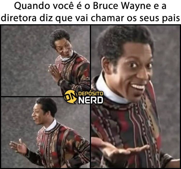 Porra meu Patrão SIGO DE VOLTA ——> - meme
